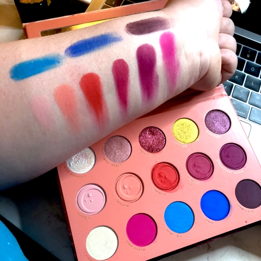 LBSD Matte Swatches